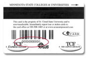 campus card barcode