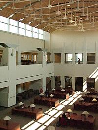 Miller Center Interior